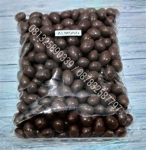 Murah Htm 0 1 Kiloan jual coklat delfi almond kiloan asli murah farrashop