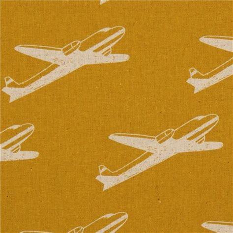 aircraft upholstery fabric yellow echino airplane poplin fabric airplane fabric
