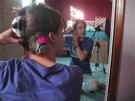 how to use hot rollers for bobbed hair hot rollers for medium length hair by bethany youtube