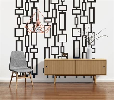 mid century vinyl wall decals best 25 modern wall decals ideas on modern