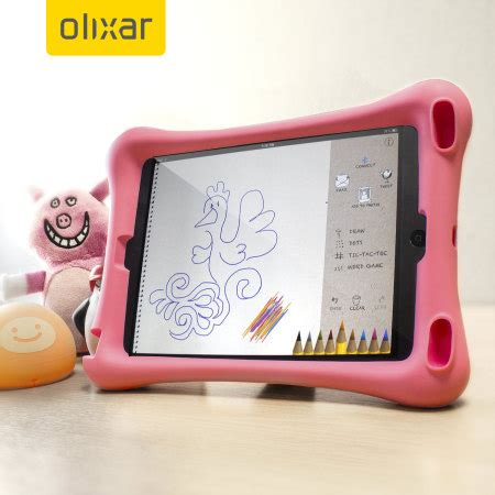 fundas ipad mini ni os funda ipad mini 4 olixar big softy para ni 241 os rosa