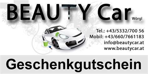 Auto Polieren Tirol geschenkgutscheine autoreinigung autopflege beautycar