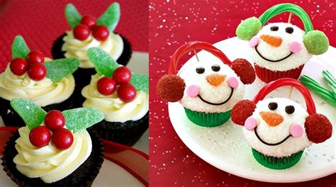 easy christmas desserts pop culture and fashion magic christmas desserts cupcakes