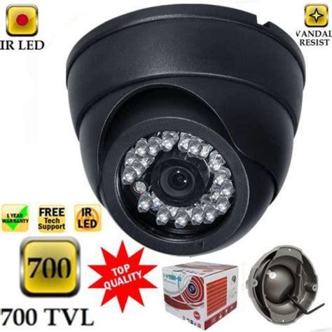 Cmos Led Bohlam Lu Led 1 black 1 3 inch cmos cctv hd 700tvl 24 led ir cut security indoor dome cctv 3 6mm