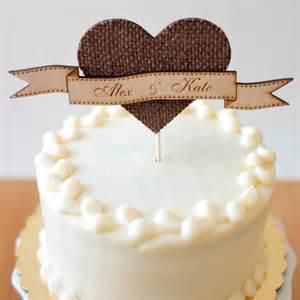 rustic wedding cake topper adorable wedding cake toppers handmade wedding etsy rustic wedding onewed