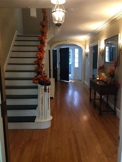 colonial foyer 17 best ideas about center hall colonial on pinterest