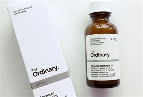 The Ordinary Advanced Retinoid 2 Granactive Retinoid 2 Emulsion 1 the ordinary retinol 1 vs advanced retinoid 2 review