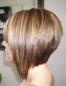 vies of side and back of wavy bob hairstyles bob hairstyle back view via dark brown hairs