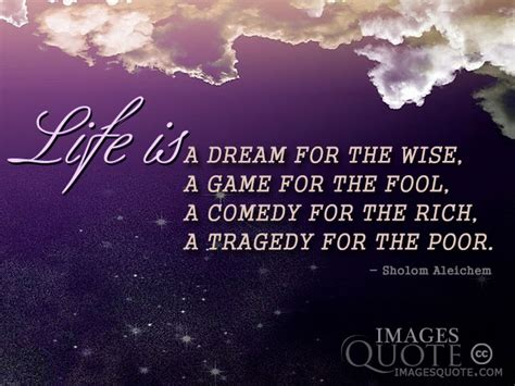 life dream dream life quotes quotesgram