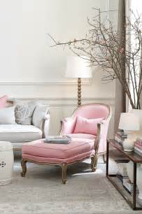 Chaise Lounges For Bedrooms the hottest color trends for 2017 pink chairs interiors