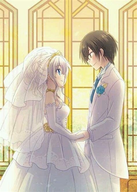 wedding anime otosaka yuu and tomori nao wedding