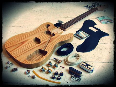 Handmade Guitars Uk - custom guitars creamery guitars