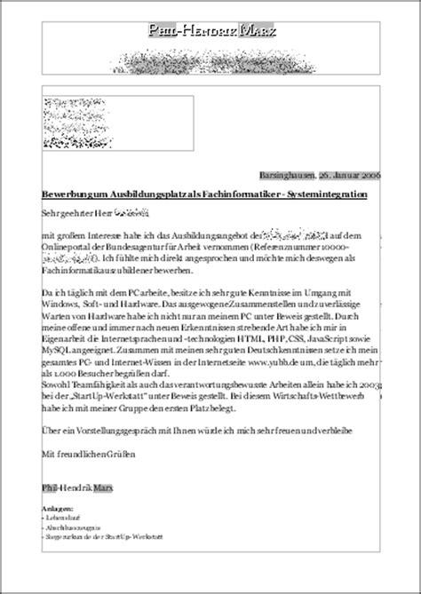Anschreiben Bewerbung It Bewerbungsschreiben Muster Bewerbungsschreiben Anlagen