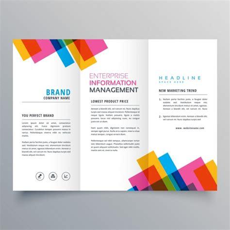 desain brosur freepik contoh brochure text flauschige katzen