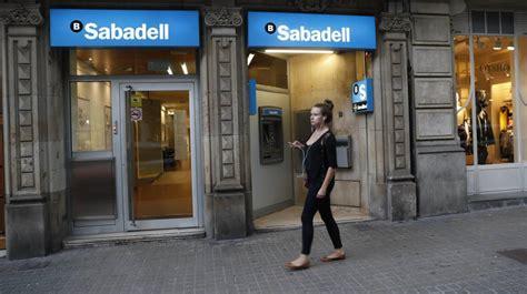 oficina banco santander barcelona el consejo del sabadell se re 250 ne esta tarde para aprobar