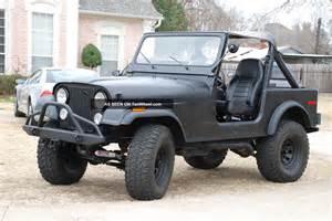 Jeep Cj 1980 Jeep Cj 7