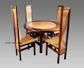 Walnut Dining Table And Chairs Furniture For Sale Walnut Ash Dining Or Gaming Table With Four Chairs Artsyhome