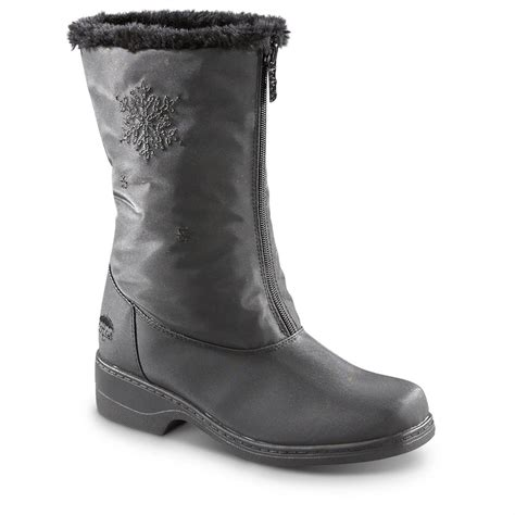 totes s staride winter boots 612848 winter snow