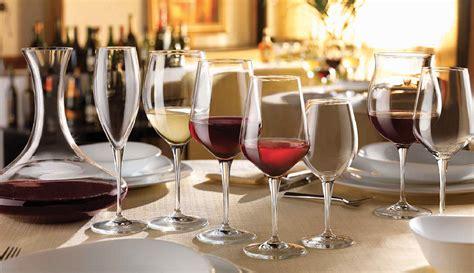 bicchieri bormioli vino ad ogni vino il suo bicchiere il focus di alessandro