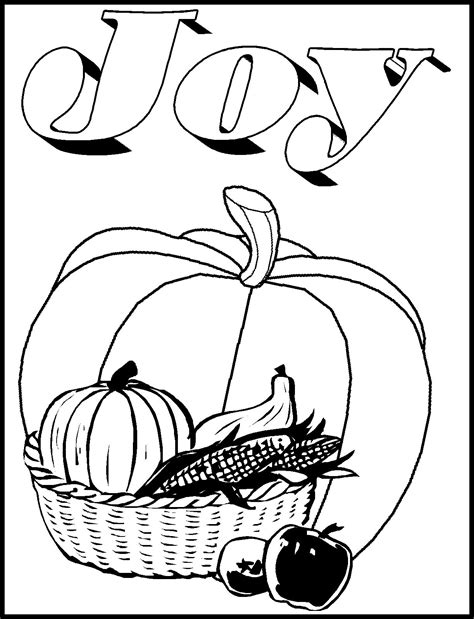 free coloring pages of christian pumpkin
