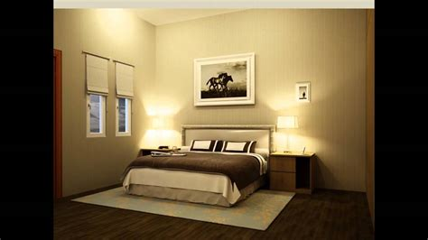 bedroom 3d max 3d interior master bed room design animation 3ds max wmv