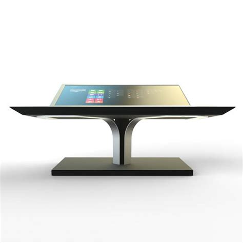 Table basse interactive design iHOME