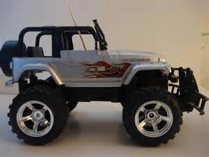 Remote Controlled Jeep Jeep Rubiconi Remote Vehicle By New Bright Ebay