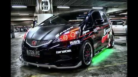 Tanduk Depan Mobil Calya Ultimate Sportivo Led 94 modifikasi mobil all new avanza 2012 2018 modifikasi mobil avanza