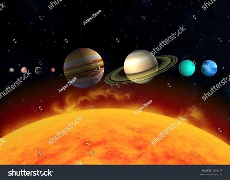 the solar system diagram dolgular