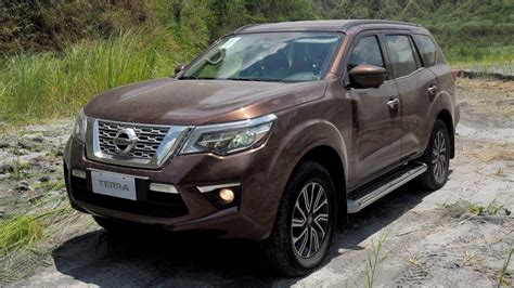 2019 Nissan Terra by 2019 Nissan Terra Suv Driving Experience