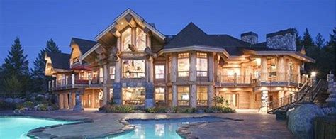 top 5 luxurious log cabins in the us travefy luxury log cabin homes for sale the best of 4500 sqft log