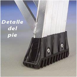 barandilla norma escalera aluminio ver plataforma y barandilla