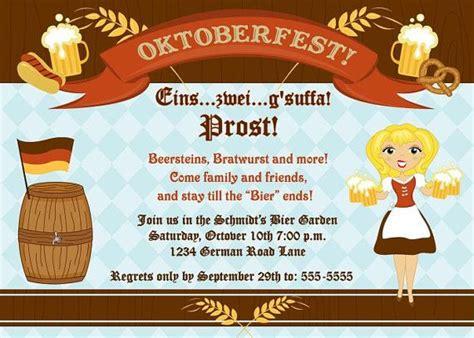 Sle Invitation Letter For Birthday In German Best 25 Oktoberfest Invitation Ideas On Oktoberfest German Oktoberfest And