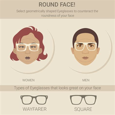 frame design for round face glasses frames for round faces women www pixshark com