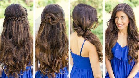 cute hairstyles color long hair cute and simple hairstyles for long hair women hair libs