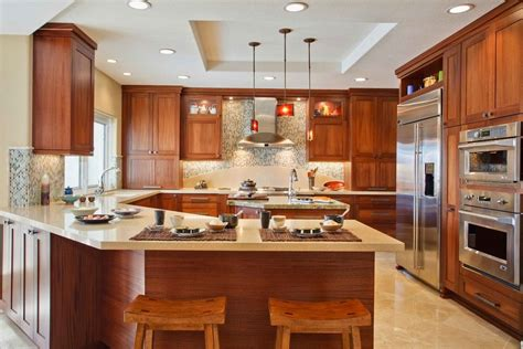kitchen peninsula ideas kitchen peninsula lighting the kitchen is be both
