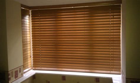 Wood Window Coverings Wood Mini Blinds For Windows Window Treatments Design Ideas