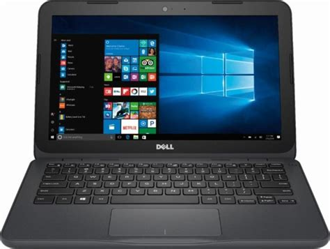 Dell Inspiron Notebook 11 Inch dell inspiron 11 3000 3180 i3180 cheap small 11 6 inch