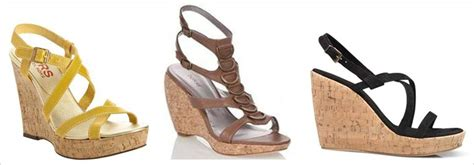 Sandal Wedges 0529 shoe trend the cork wedge
