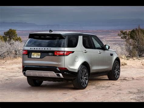 land rover discovery exterior 2017 land rover discovery exterior and interior