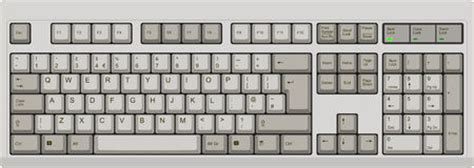 mac qwerty layout inc qwerty computer keyboard stock photo image of part