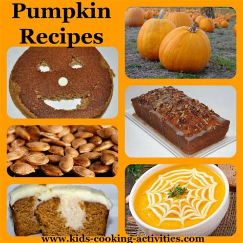 printable pumpkin recipes number names worksheets 187 cooking activities for