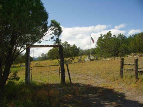 Apache County Records Apache Creek Cemetery Catron County New Mexico