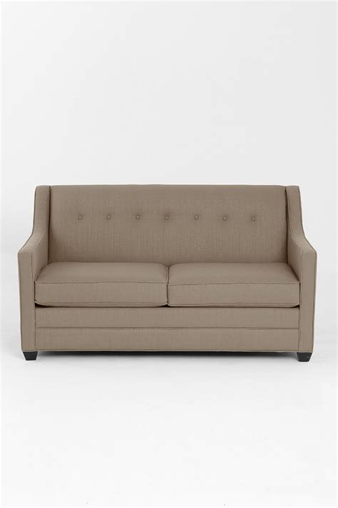 sofa bed urban outfitters addison sleeper sofa urban outfitters