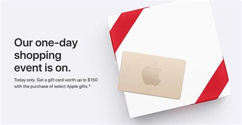 Apple Gift Card Via Email - apple handing out gift cards for black friday shopping event in us general