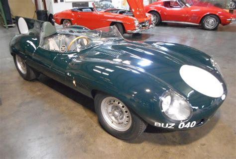 1956 jaguar d type nose replica bring a trailer