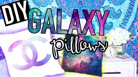galaxy bedroom tumblr diy galaxy pillows tumblr room decor for teens youtube