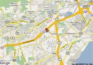 map of ramada newark newark