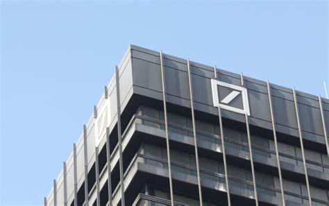 Finanzinvestor Cerberus Gegen Fusion Deutsche Bank Und