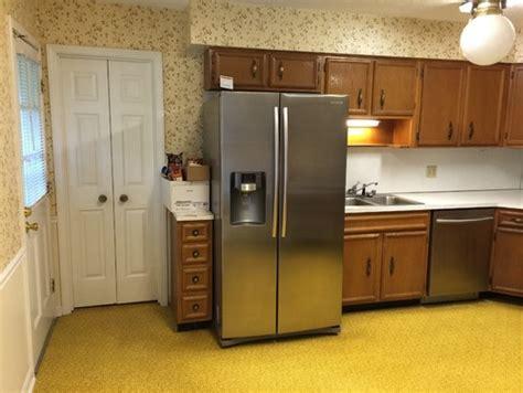 1970s kitchen cabinets 1970 s kitchen rehab